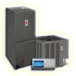 Rheem Split System AC Unit