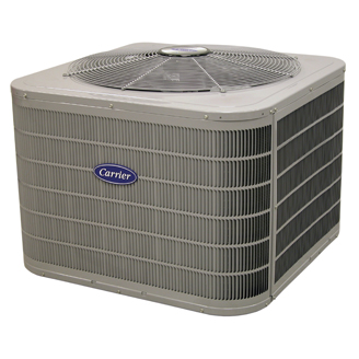 Carrier Performance Heat Pumps and Air Conditioning Units
