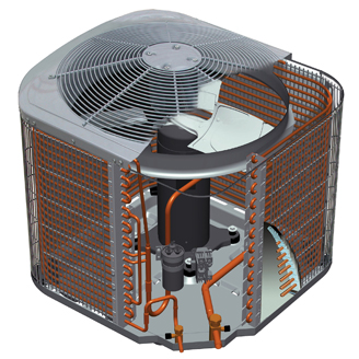 carrier comfort seried air conditioner and heat pump