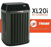 trane xl20i air conditioning unit