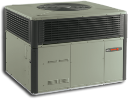 TRANE_XL13C_AC - All-in-One - package unit dual fue HVAC system
