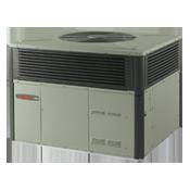 TRANE_XL14C_Trane Packaged heat Pump System