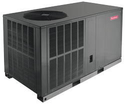 Goodman-GPH14H-14-SEER-8_HSPF-packaged-heat-pump