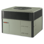 TR_XL16C_trane package unit heat pump