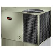 TR_XR13H - trane packaged heat pump unit