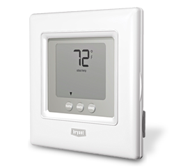 Bryant Preferred Non-Programmable Thermostat and Thermidistat