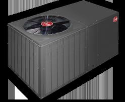 rheem dedicated horizontal heat pump 250