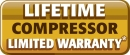 lifetime ac compessor warranty