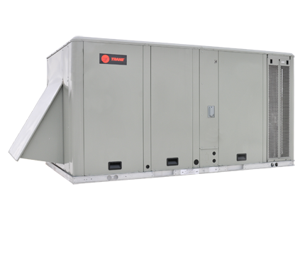 Trane Precedent Commercial Rooftop Air Conditioning Fast