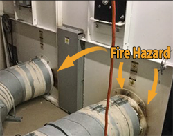 Commercial Dryer Vent Cleaning Fast 24 7 Emergency Ac
