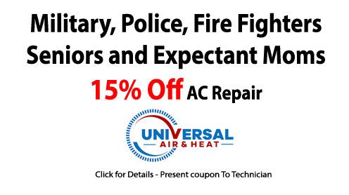 15 off ac repair service coupon