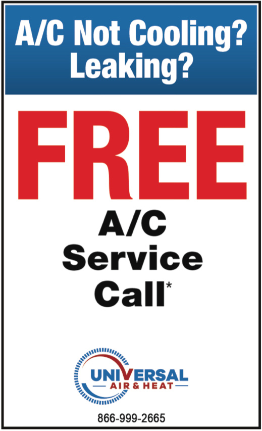 AC service FREE coupon