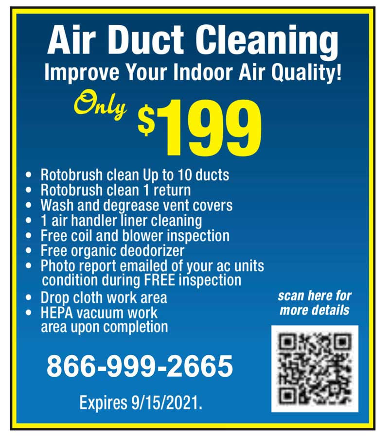 Duct Cleaning Florida
